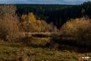 Осень на реке Турья