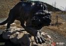 Скульптура «Тигр» (Ханты-Мансийск)