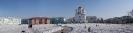 Панорама Преображенской площади города Серова