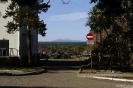 Вид на горы с улицы Мира (Карпинск)