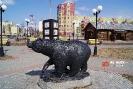 Памятник медведю (Нефтеюганск)