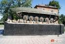 Памятник землякам погибшим в Афганистане и Чечне, Североуральск