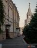 Спасская проездная башня с надвратным храмом во имя Нерукотворенного Образа Спасителя (Казань)