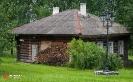 Дом около Свято-Симеоновского подворья Ново-Тихвинского женского монастыря (Меркушино)