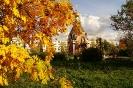 Осень, часовня г. Краснотурьинск (Фото 2)